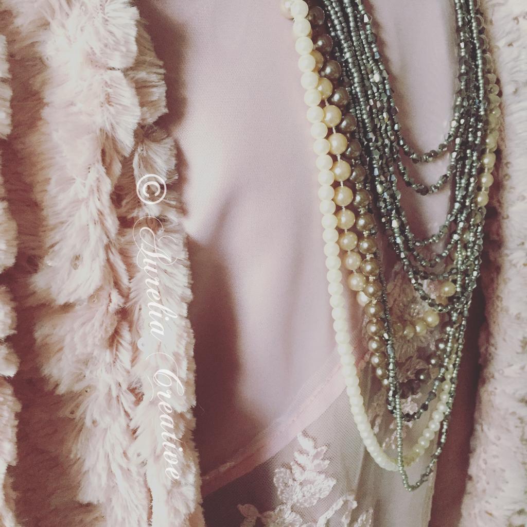 Die goldenen 20er – Ein Partykleid
