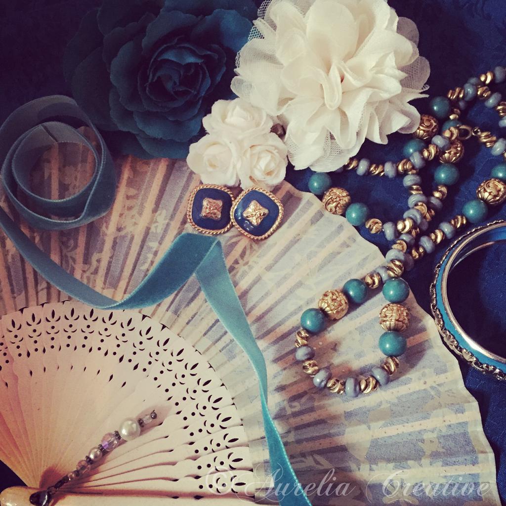 Leuchtendes Blau – Teil 1