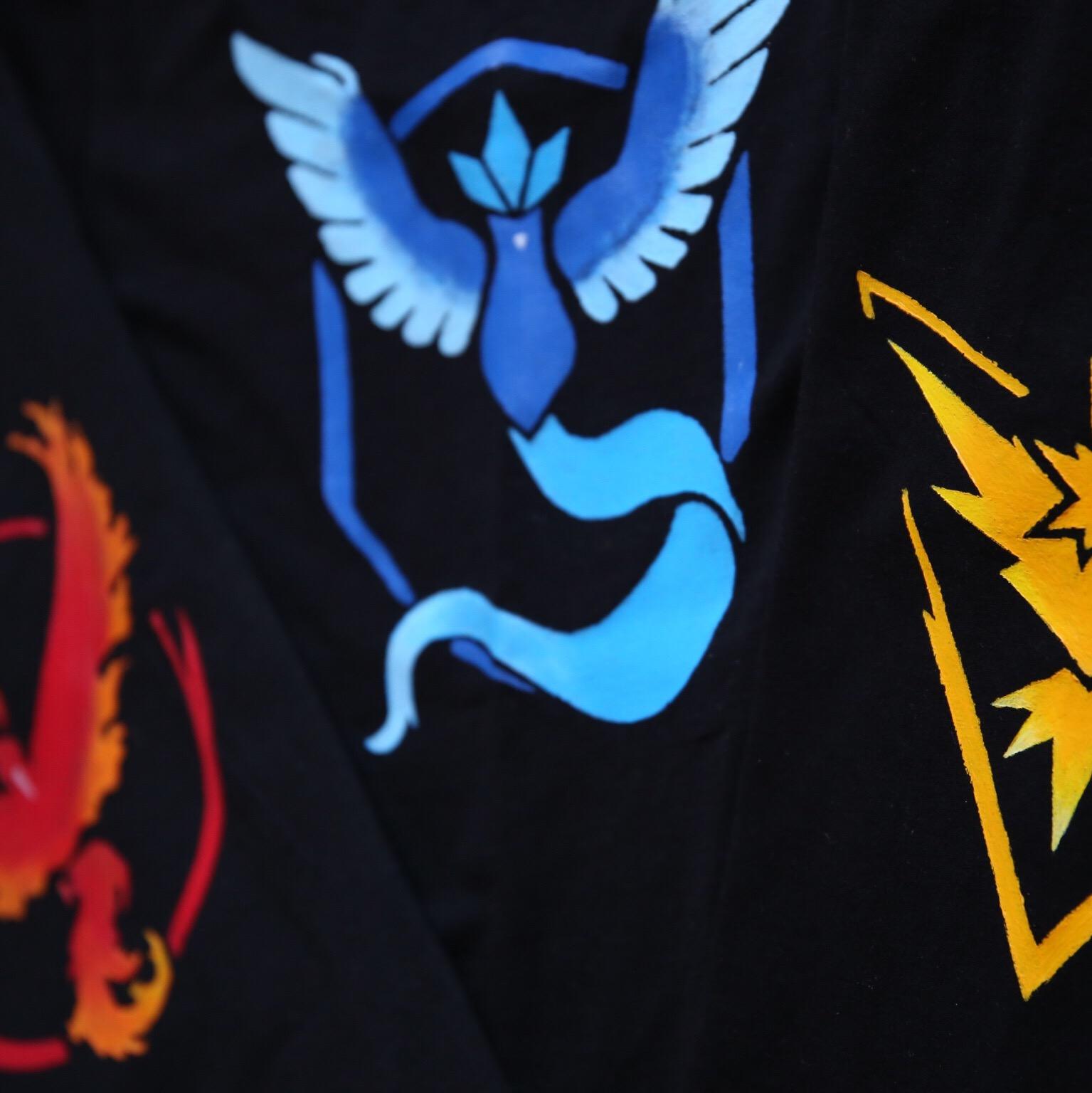 Pokémon Go – Alle Teams vereint!