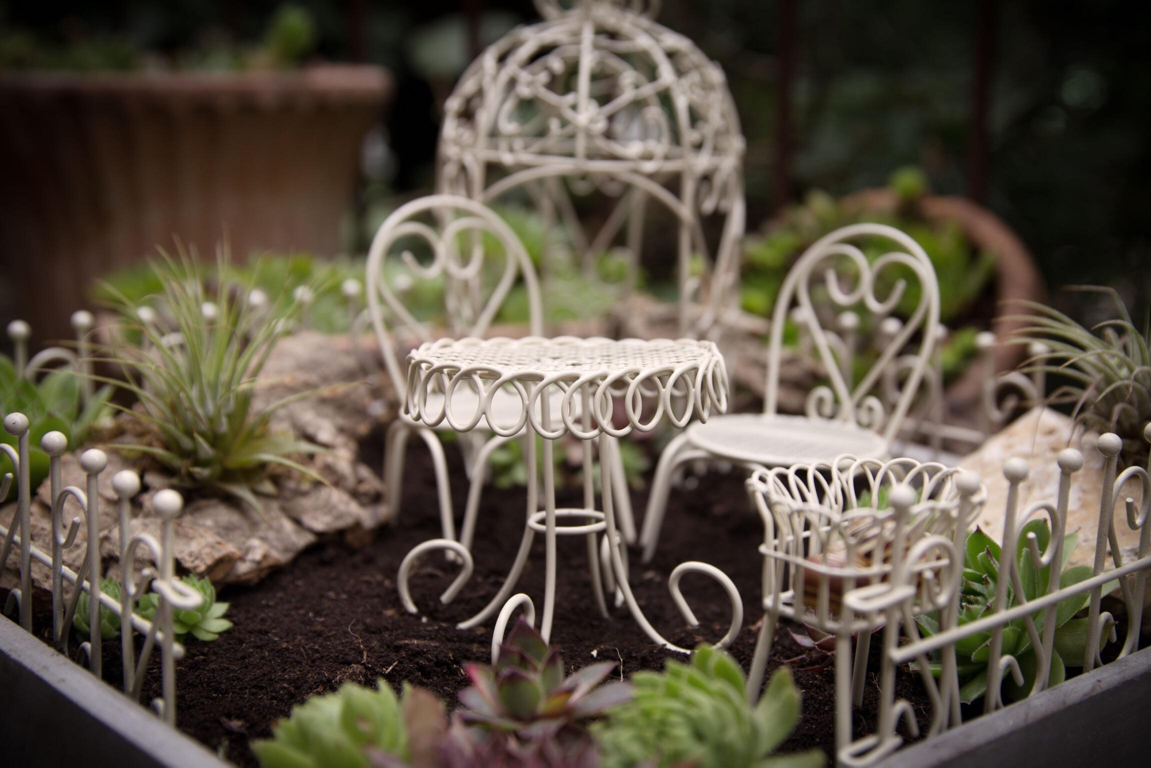 Mini-Garten