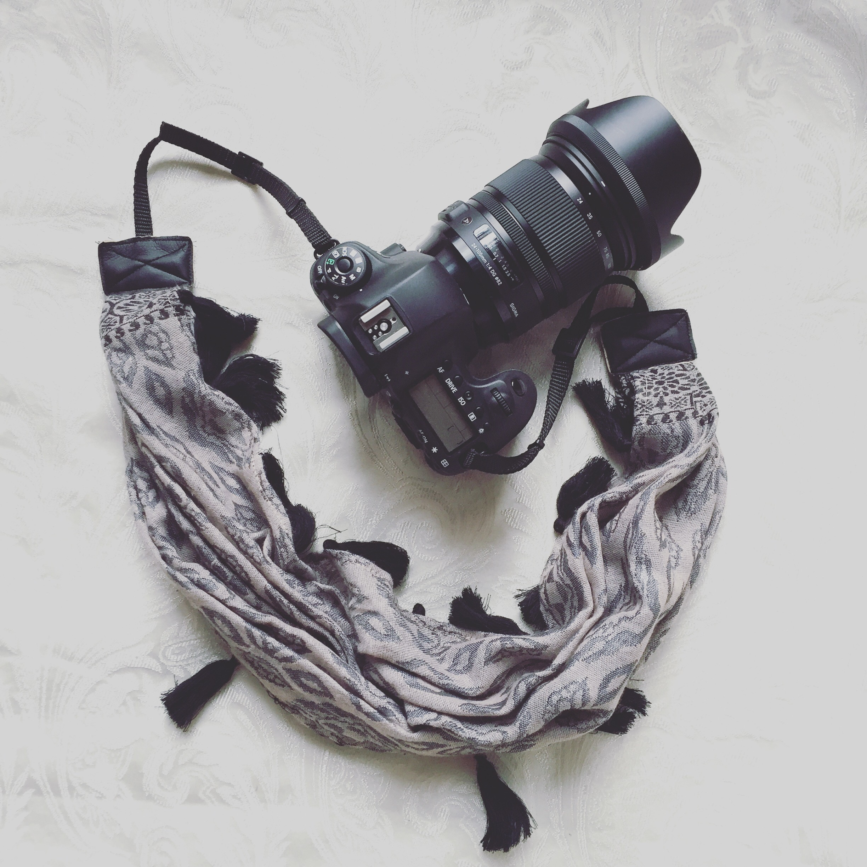 Tutorial: Kameragurt