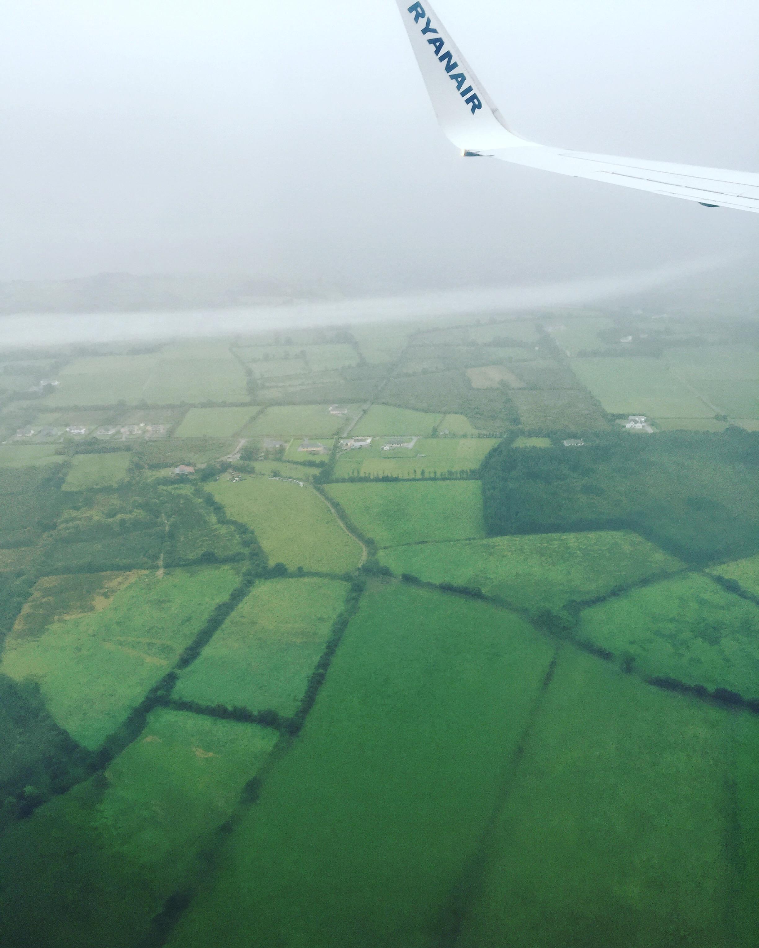 Auf nach Irland – Ich bin dann mal weg!