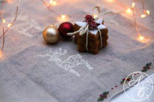 weihnachtlicher tischläufer Aurelia Creative