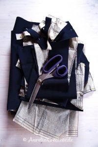 Aurelia Creative Larp Hogwarts Ravenclaw Outfit Zuschnitt