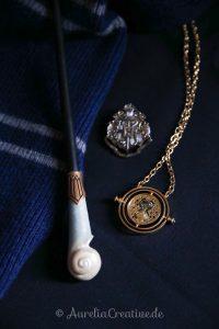 Aurelia Creative Larp Hogwarts Ravenclaw Outfit Accessoires