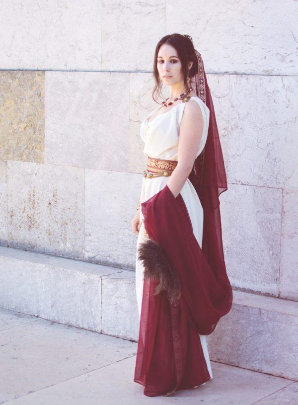 Mein Larp-Charakter Aurelia