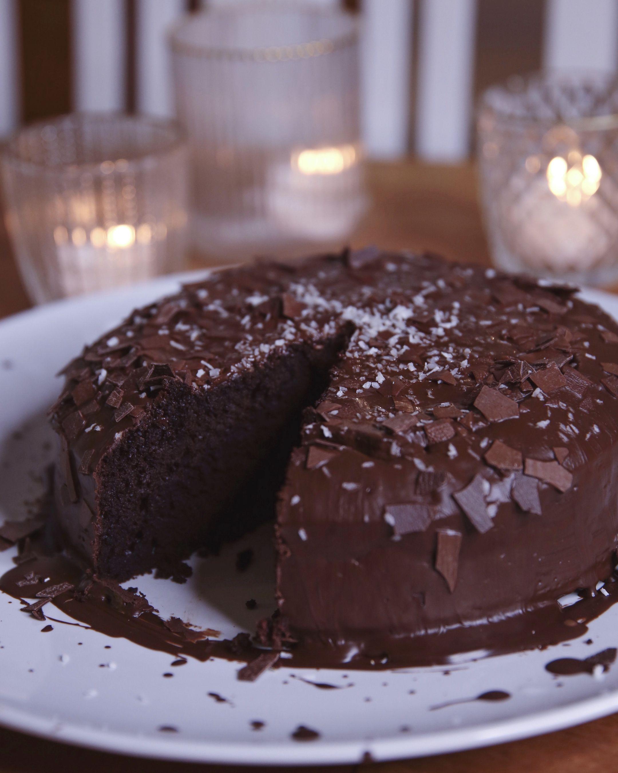 Mein Rote Beete-Schoko-Kuchen