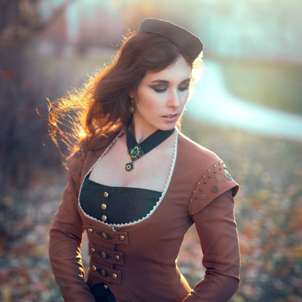 Steampunk mit Through the Woods